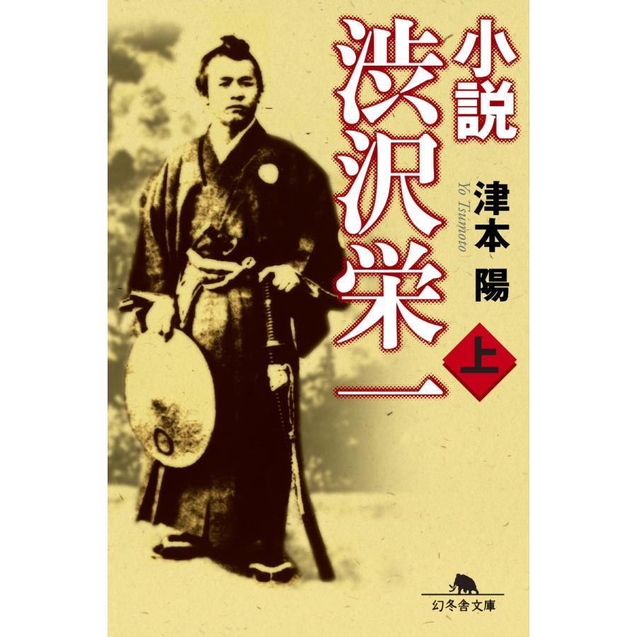 小説 渋沢栄一(上) 電子書籍版 / 著:津本陽 ebookjapan