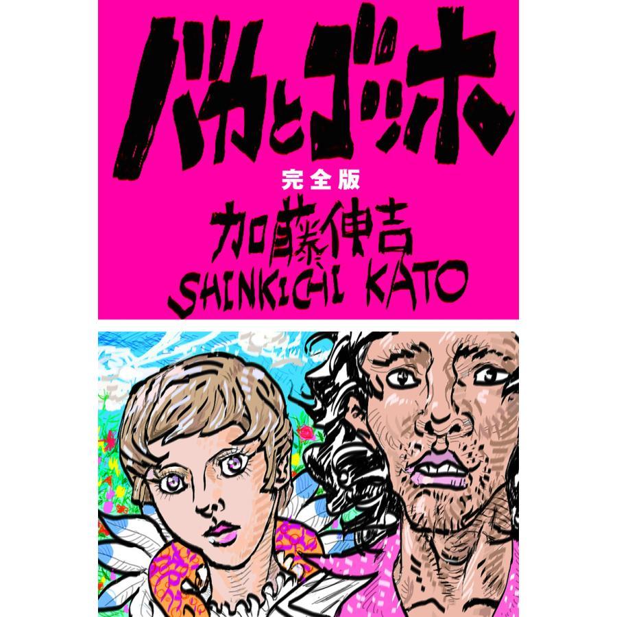 【初回50%OFFクーポン】バカとゴッホ 完全版 電子書籍版 / 加藤伸吉 ebookjapan