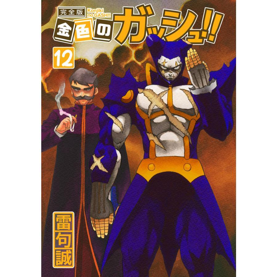 金色のガッシュ!! 完全版(12) 電子書籍版 / 著:雷句誠|ebookjapan
