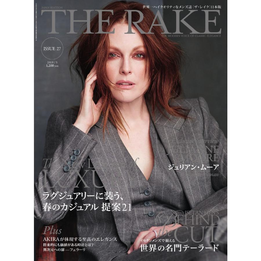THE RAKE JAPAN EDITION ISSUE 27 電子書籍版 / THE RAKE JAPAN EDITION編集部|ebookjapan