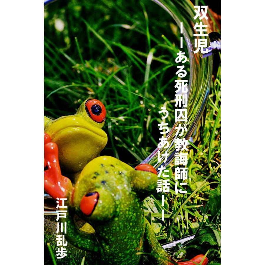 【初回50%OFFクーポン】双生児 電子書籍版 / 作:江戸川乱歩 ebookjapan