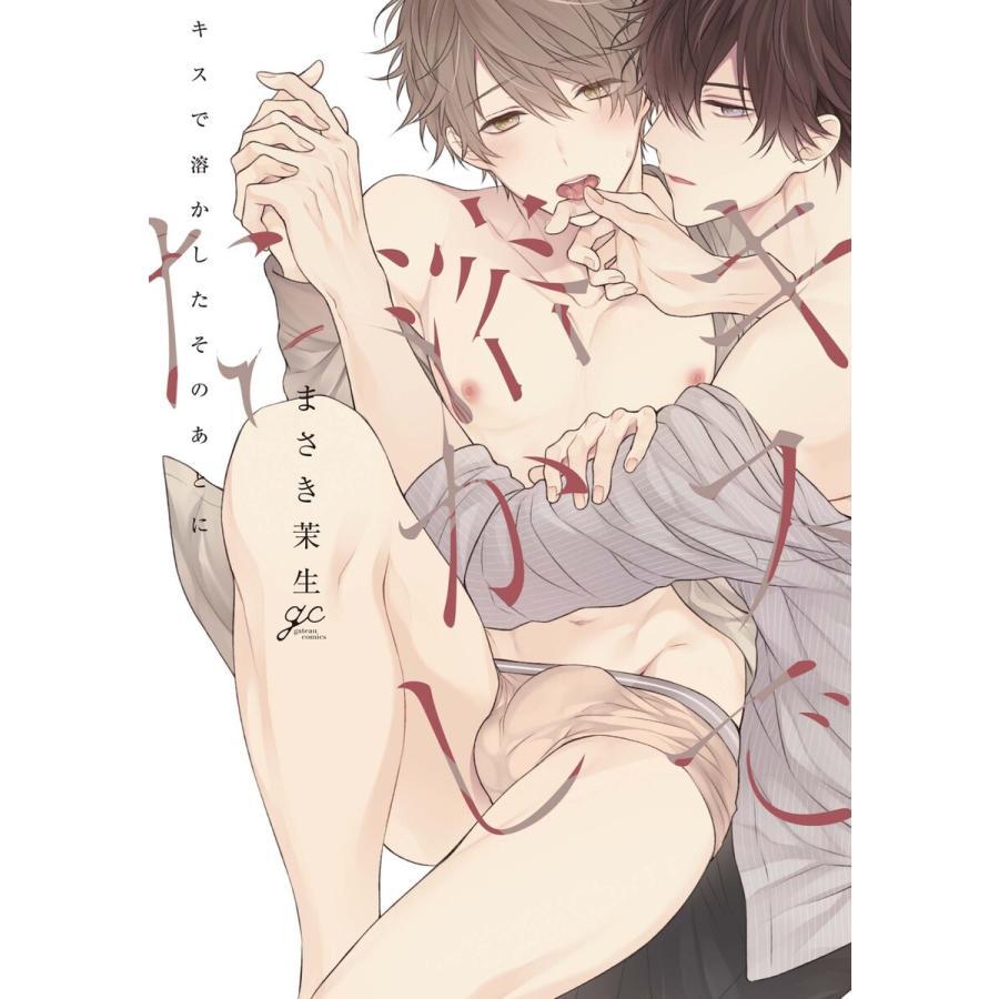 キスで溶かしたそのあとに【電子限定描き下ろし漫画付き】 電子書籍版 / まさき茉生|ebookjapan