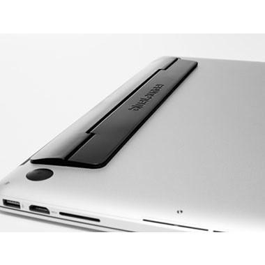 MacBook スタンド Bluelounge ブルーラウンジ Kickflip MacBook Pro 13 & MacBook 12 用フリップスタンド BLD-KF13-BK ネコポス送料無料 ec-kitcut 06