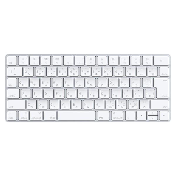 ワイヤレスキーボード Apple アップル Magic Keyboard - JIS MLA22J/A ネコポス不可 ec-kitcut