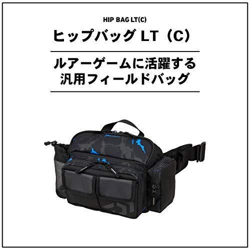 ダイワ(DAIWA) ヒップバッグLT(C) オリーブカモフラージュ|ec-malls|02