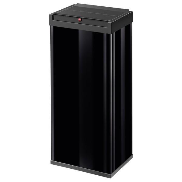 人気ブランド Hailo(ハイロ)ニュービッグボックス60L ブラック(ゴミ箱 60083・ダストBOX) 60083, 細川作業服:71aea4a5 --- grafis.com.tr