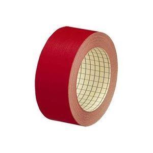 (業務用100セット) プラス 製本テープ/紙クロステープ 〔35mm×12m〕 裏面方眼付き AT-035JC 赤
