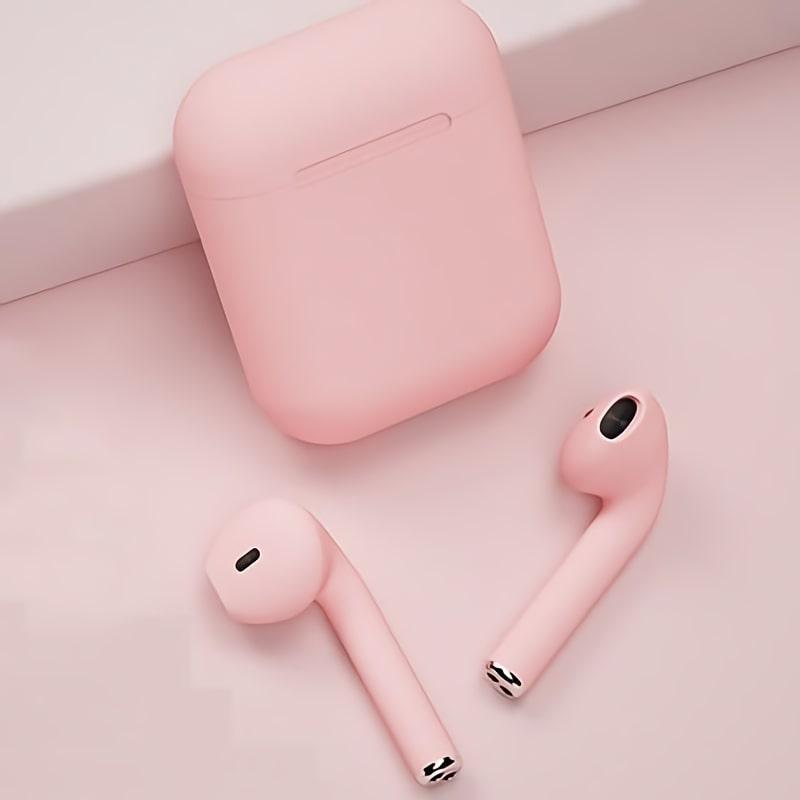ワイヤレスイヤホン Bluetooth マカロン iphone ランニング イヤホン 通話 イヤフォン オシャレ 片耳|ecart|05