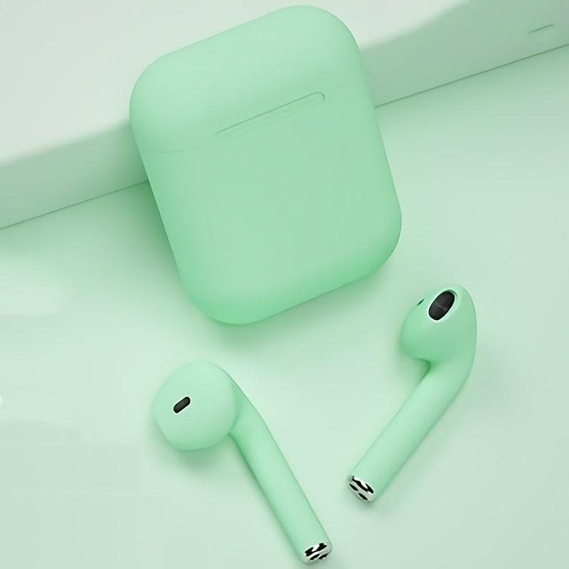 ワイヤレスイヤホン Bluetooth マカロン iphone ランニング イヤホン 通話 イヤフォン オシャレ 片耳|ecart|07