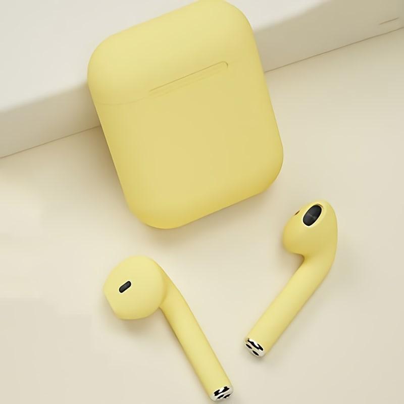 ワイヤレスイヤホン Bluetooth マカロン iphone ランニング イヤホン 通話 イヤフォン オシャレ 片耳|ecart|08