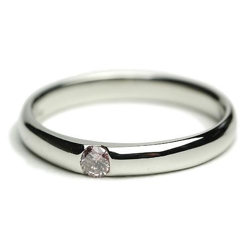 印象のデザイン プラチナ900 天然ピンクダイヤモンドリング0.10ct, ミノリマチ 55b16b4a