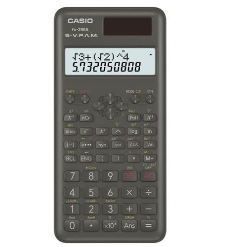 日本最大級の品揃え CASIO fx-290A 関数電卓 土地家屋調査士試験対応 ブランド激安セール会場 10桁