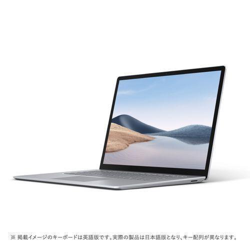 マイクロソフト Surface Laptop 4 プラチナ 初売り 15型 8GB 5UI-00020 割引 256GB Office 7 Ryzen