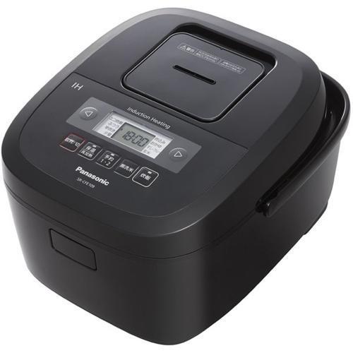 パナソニック SR-CFE109-K(ブラック) IHジャー炊飯器