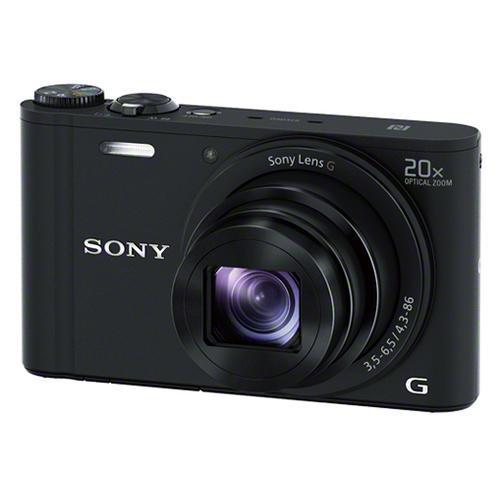 セール品 ソニー Cyber-shot DSC-WX350-B 未使用 ブラック