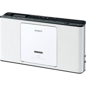 情熱セール ソニー ZS-E80-W ホワイト [再販ご予約限定送料無料] CDラジオ