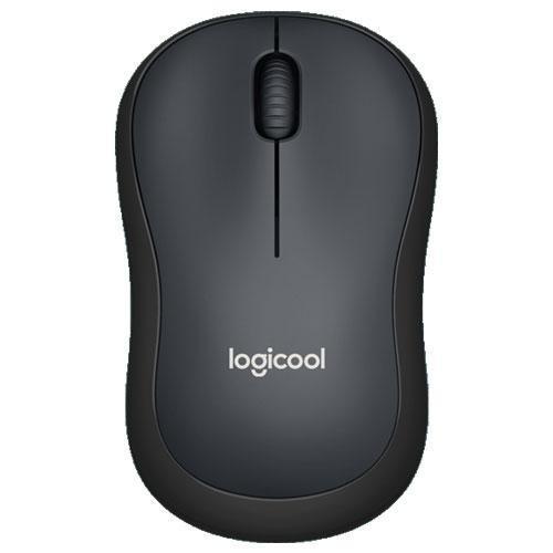 ロジクール M221GR ダークグレー USB ワイヤレス光学式マウス 無線 新品 送料無料 3ボタン 接続 売り込み 2.4GHz
