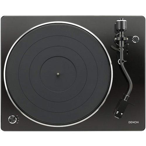 DENON 公式通販 DP-450USB-BK ブラック レコードプレーヤー 訳あり