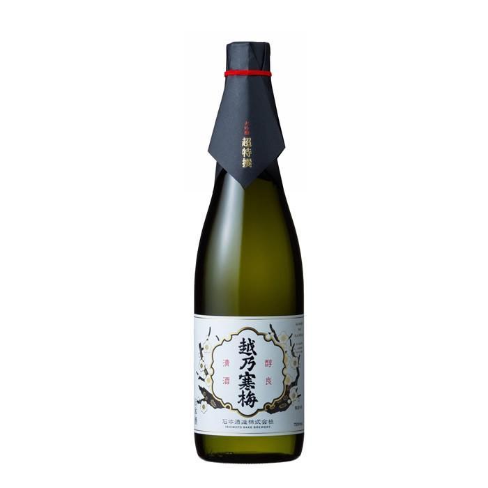 越乃寒梅 大吟醸 超特選 720ml 石本酒造|echigo|02