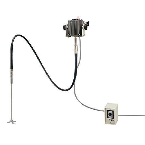 アズワン(As One) 簡易型撹拌機 SS-P2F フレキシブルワイヤー付き中型タイプ1-4194-33 ※事業者向け商品です