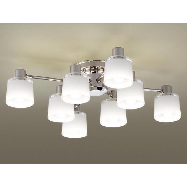 パナソニック LEDシャンデリア40形X8電球色   LGB59954Z