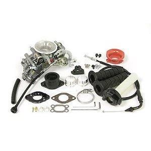 SP武川 ビッグキャブKIT (FCRD28/ファンネル付) モンキー(DOHC/DESMOヘッド装着車) 品番:03-05-0196