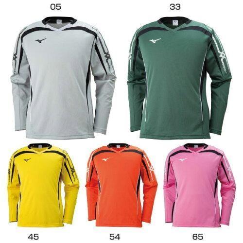 MIZUNO TMキーパーシャツ P2MA8070 カラー:54 サイズ:L