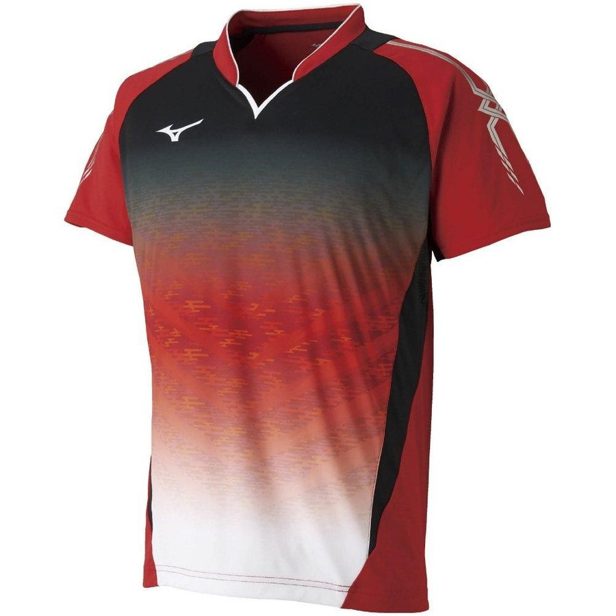 MIZUNO(ミズノ) ゲームシャツ 72MA8001 カラー:62 サイズ:XS