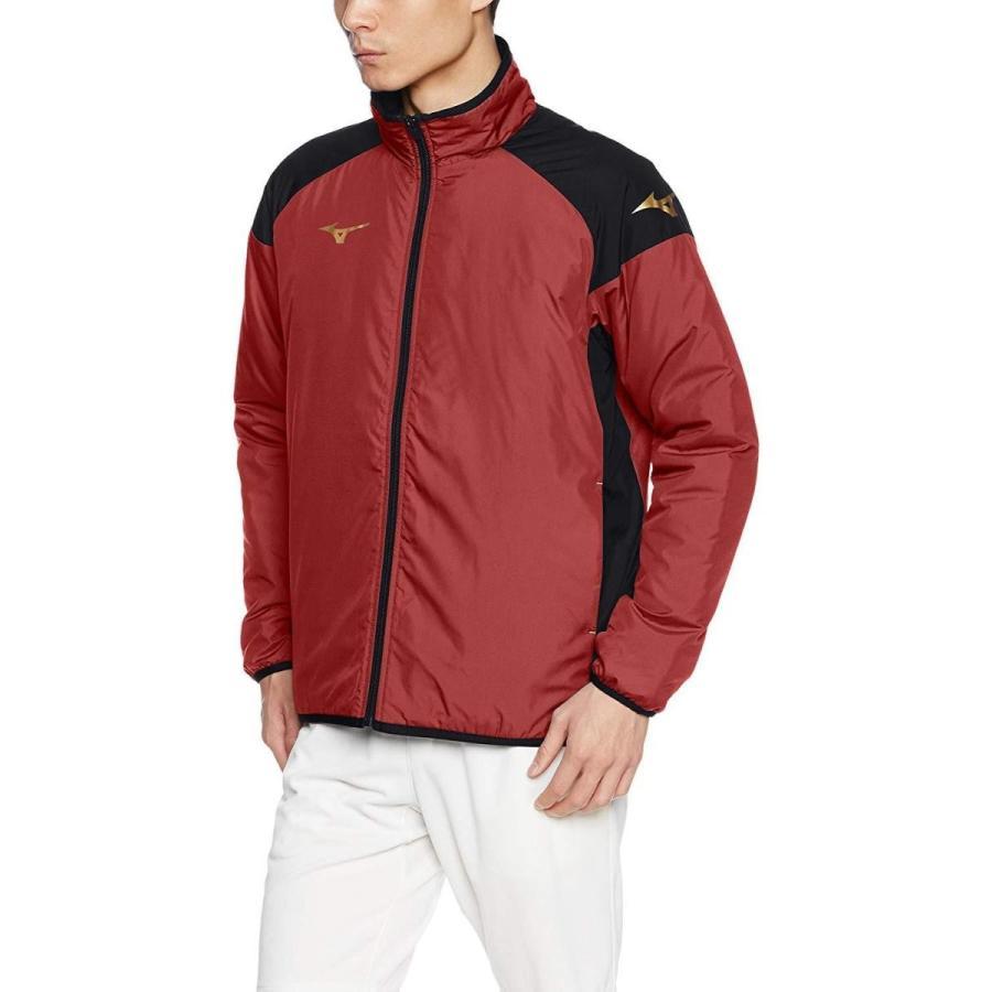 MIZUNO ベーシックウォーマーシャツ P2JE7501 カラー:62 サイズ:XL