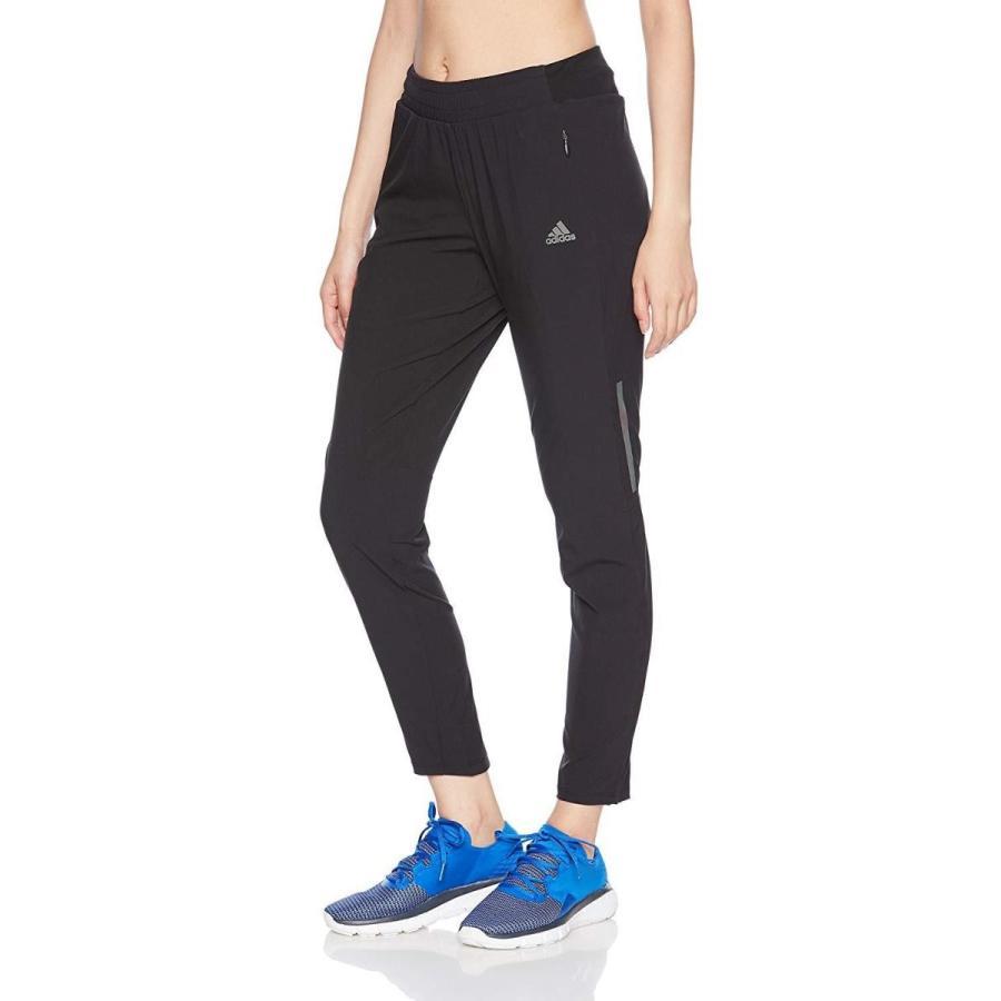 adidas adidas RUNN Snova COトラックトパンツW 品番:EMJ20 カラー:ブラック(CY5790) サイズ:J/M