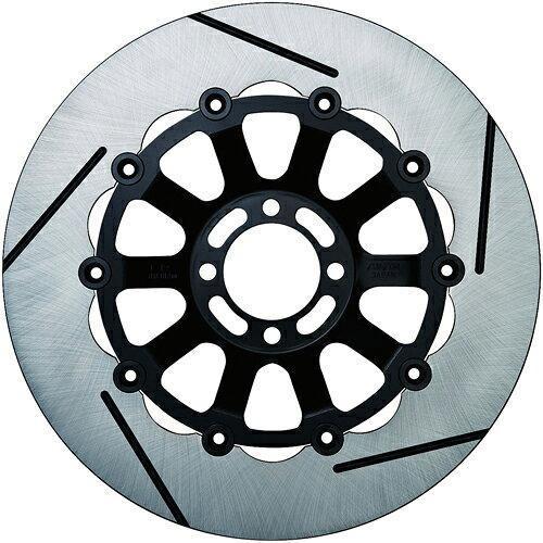 最新発見 トラッドタイプディスクローター 品番:T−12SRF サイズ:φ320  ピンカラー:ブラック, オオナンチョウ 90ce001d