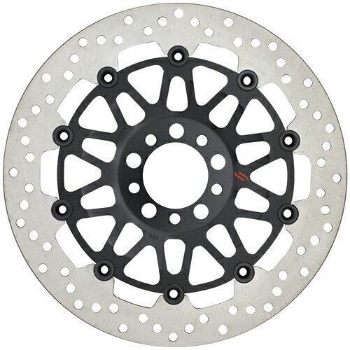 印象のデザイン プレミアムレーシング 品番:LM104F サイズ:φ320  ピンカラー:ブラック, Citus Online 2b43de02