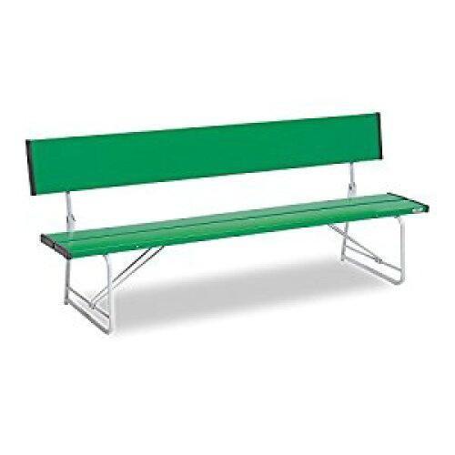 テラモト コマーシャルベンチ1800 折畳 緑(BC3002181)【入数:2】