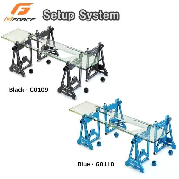 G-FORCE ジーフォース Setup System 青・G0110 (1084765)