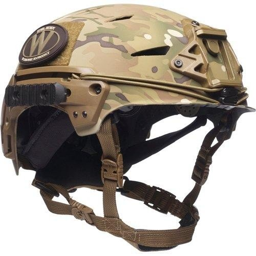 71Z41SB31TEAMWENDY Exfil カーボンヘルメット Zorbiumフォームライナ8202590