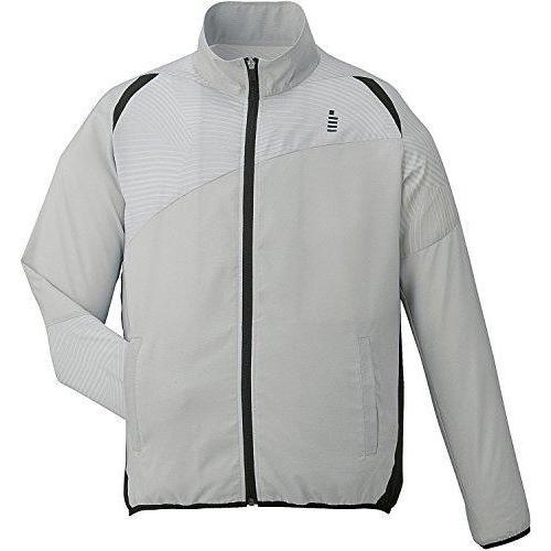 ゴーセン ライトウィンドジャケット (Y1700) [色 : ライトグレー] [サイズ : XL]