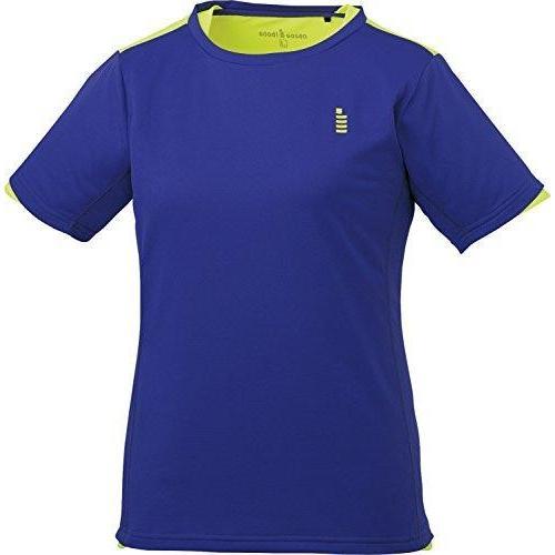 ゴーセン レディースゲームシャツ (T1719) [色 : パープル] [サイズ : LL]