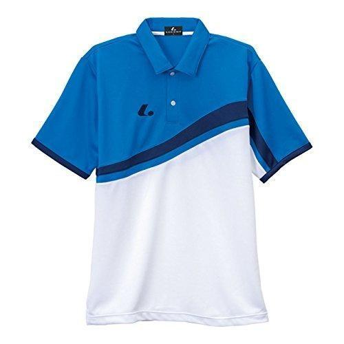 LUCENT ルーセント(lucent) ゲームシャツ U(ブルー) XLP-8437 L