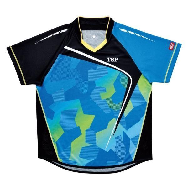 TSP フォルツァシャツ (031419) [色 : ブルー] [サイズ : L]
