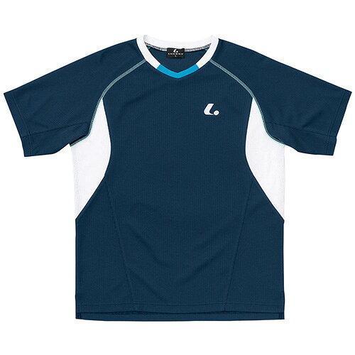 Lucent(ルーセント) LUCENT_ゲームシャツ_U_NV (XLH3036) [色 : ネイビー] [サイズ : S]