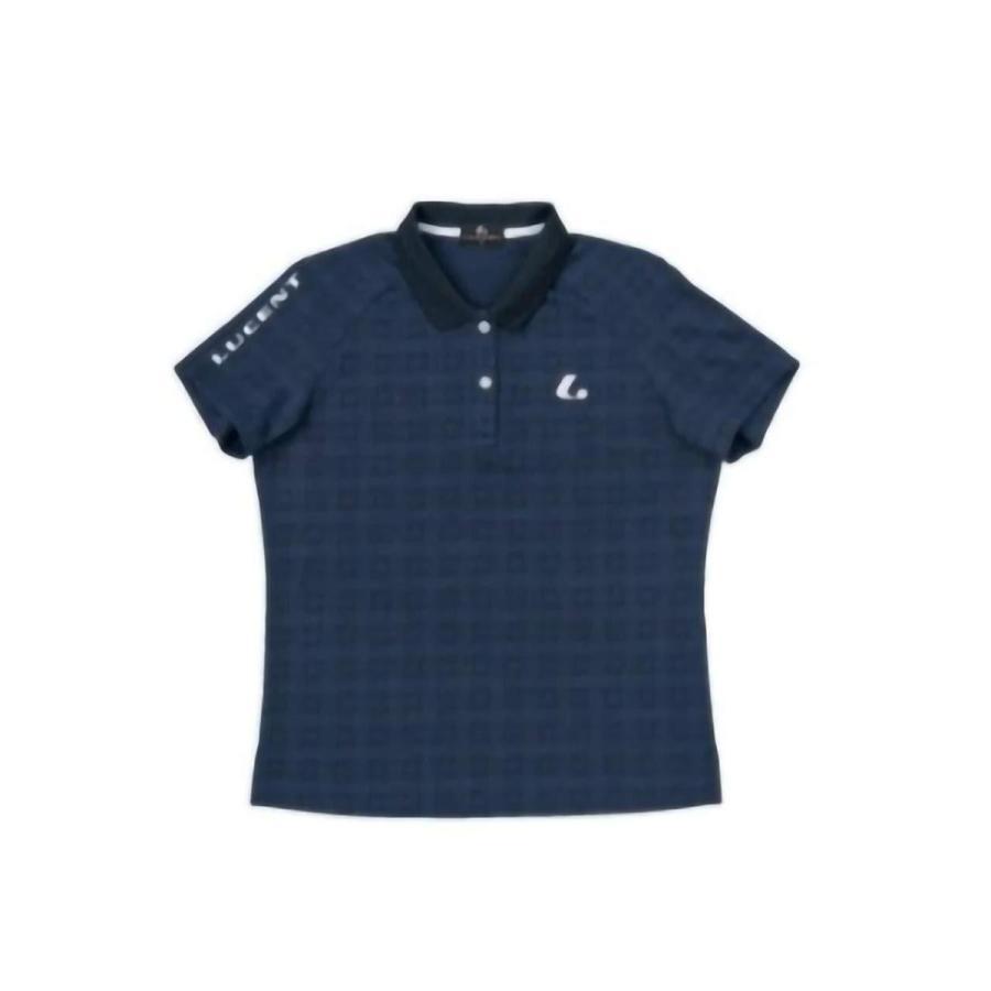 Lucent(ルーセント) LUCENT_ゲームシャツ_W_NV (XLP4976) [色 : ネイビー] [サイズ : O]
