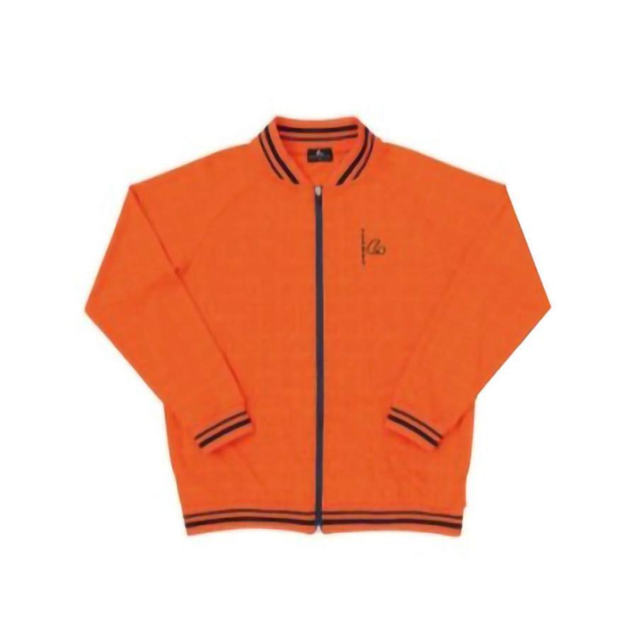 Lucent(ルーセント) LUCENT_ウォームアップシャツ_U_OR (XLW4822) [色 : オレンジ] [サイズ : M]