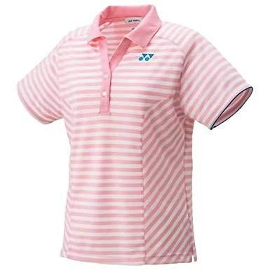 ヨネックス ジュニアゲームシャツ 品番:20442J カラー:スイートピンク(605) サイズ:J140