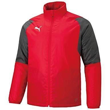プーマ LIGA トレーニング パデッドジャケッ 品番:656002 カラー:PUMA RED(01) サイズ:M