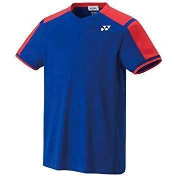 ヨネックス ジュニアゲームシャツ 品番:10271J カラー:ミッドナイトネイビー(472) サイズ:J120