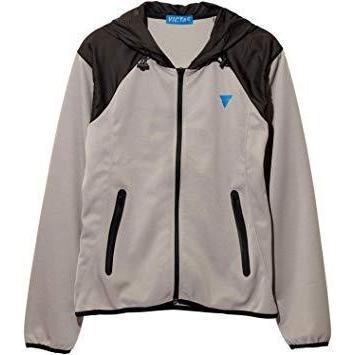 VICTAS(ヴィクタス) V-PK048トレーニングジャケットパーカー (033153) [色 : GR] [サイズ : XL]