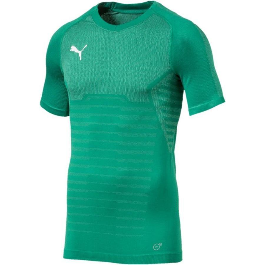 プーマ FINAL EVOKNIT ゲームシャツ 品番:703447 カラー:PEPPER GREEN−(05) サイズ:XXL