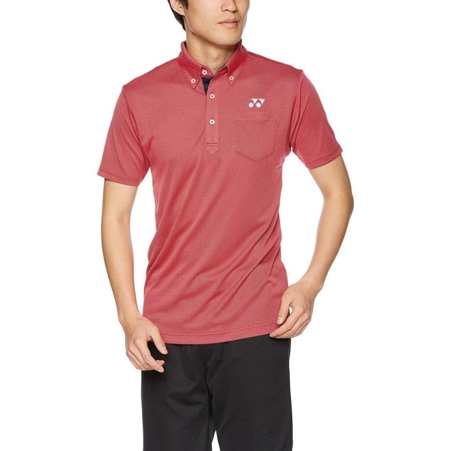 ヨネックス ユニゲームシャツ (10302) [色 : ダークレッド] [サイズ : S]