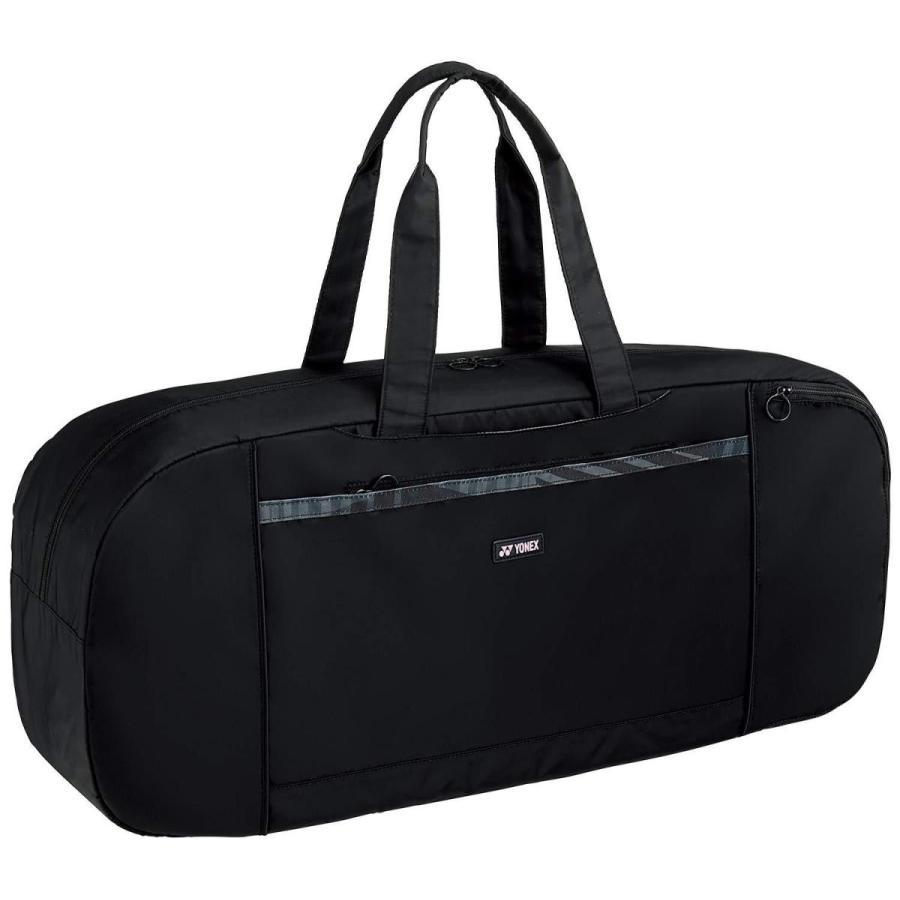 ヨネックス ラケットバッグ(リュックタイオウ) 品番:BAG1962 カラー:ブラック(007)
