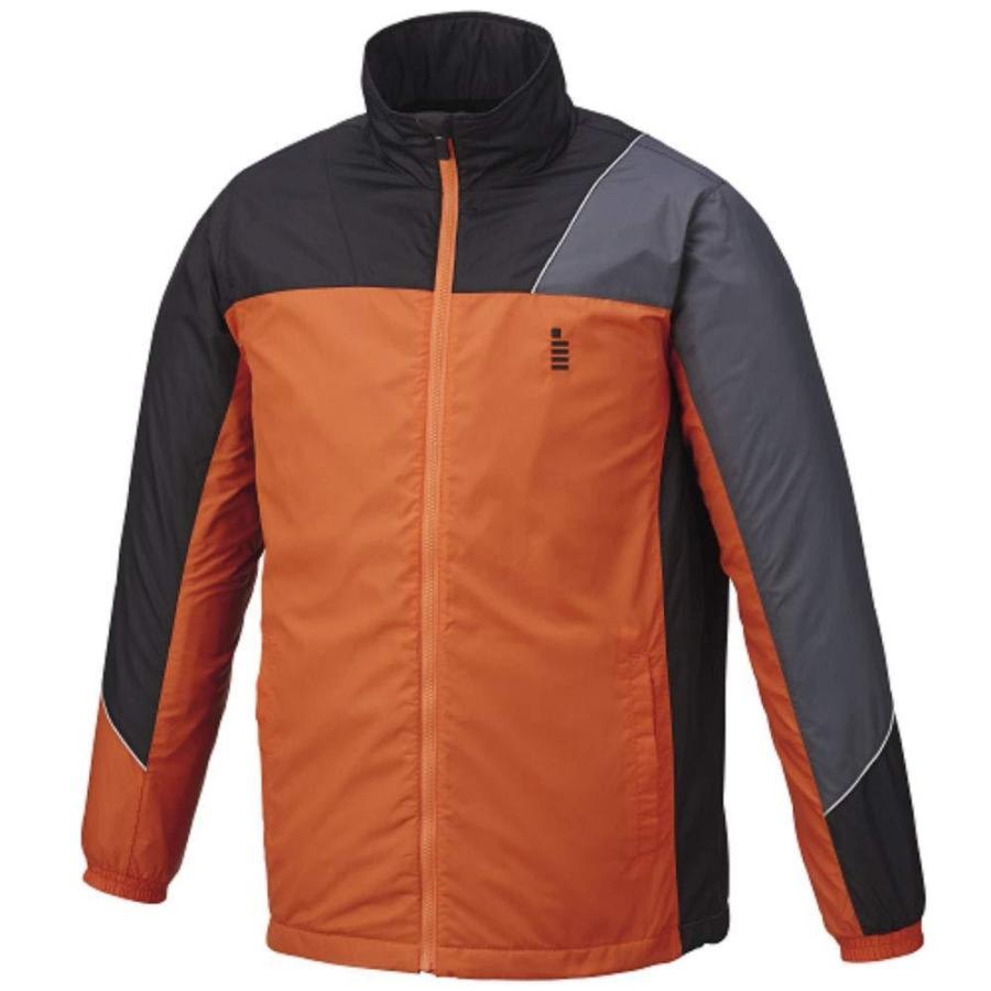 ゴーセン ウィンドウォーマージャケット (Y1808) [色 : オレンジ] [サイズ : 140]